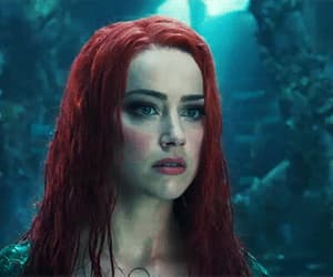 amber heard, aquaman, and beauty image