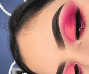cute, beauty, and eyeshadow image