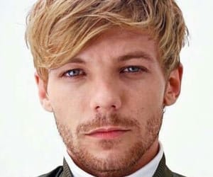 blonde, lou, and louis image