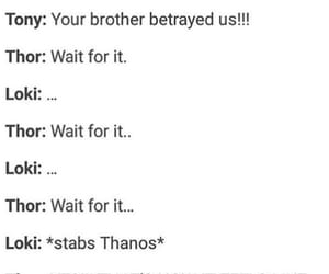 Avengers, funny, and Marvel image