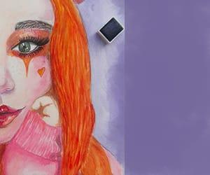 art, arte, and sad image