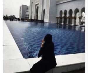 Dubai, girl, and model image