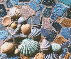 ariel, blue, and disney image