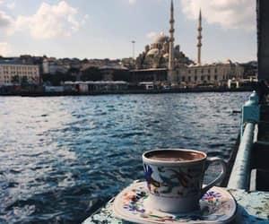 coffee, istanbul, and turkiye image