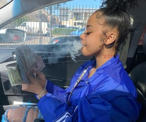 beauty, fashion, and money image