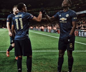 football, Man United, and manchester united image