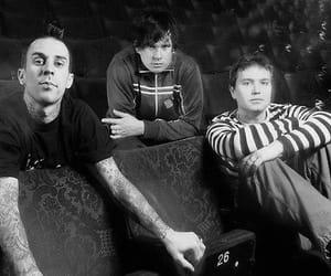 blink-182, hero, and music image