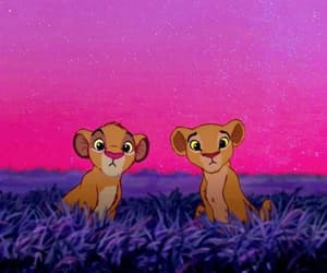 disney, wallpaper, and lion image