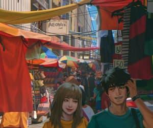 anime, art, and digital art image