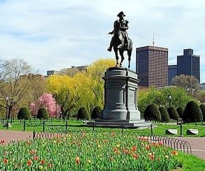 boston, George Washington, and massachusetts image