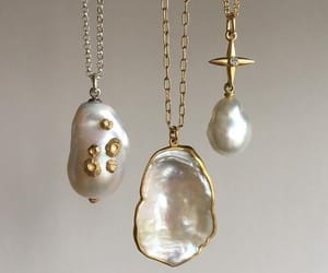 gold and pearls image