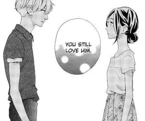 couple, shojo, and manga image