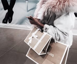 shopping, bag, and fashion image