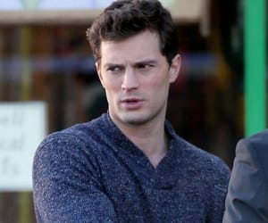 forever, christian grey, and fifty shades image