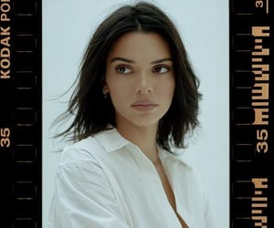 kendall jenner, beauty, and model image