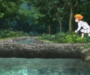 anime, anime girl, and the promised neverland image