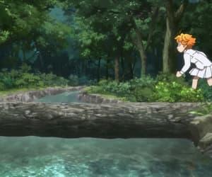 anime girl, yakusoku no neverland, and anime image