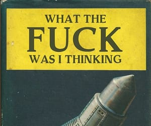 book covers, words, and wtf image