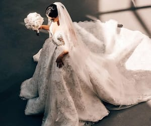 beautiful, gorgeous, and bride image