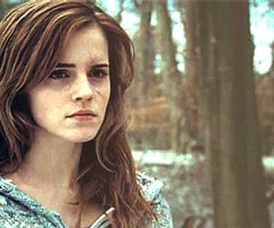 gif, hermione, and hp image