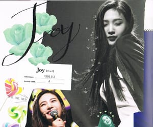 joy, park soo young, and red velvet joy image