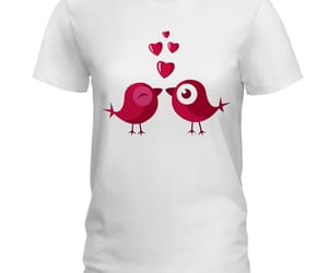 birds, tshirt women, and gifts image