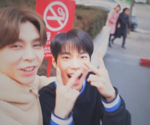 aesthetic, korean, and doyoung image