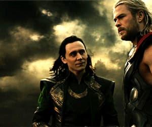 Avengers, Marvel, and gif image