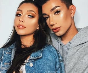 james charles and emma chamberlain image