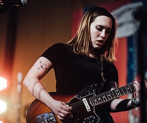 guitar, indie rock, and women in music image