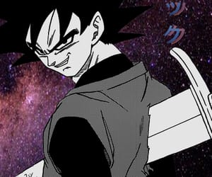 black, color, and dbs image