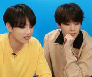 bts, yoongi, and jungkook image