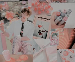 edit, jin, and kpop image