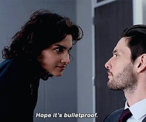 ben barnes, gif, and billy russo image