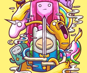 cartoon network, adventure time, and adventure time fan art image