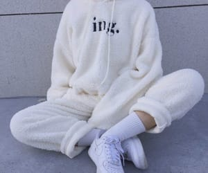 aesthetic, comfy, and fluffy image