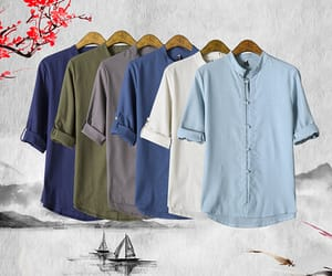 men's clothing and - image