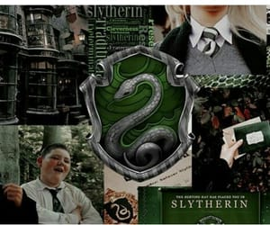 background, snake, and potterhead image