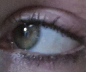 cry, eye, and oeil image