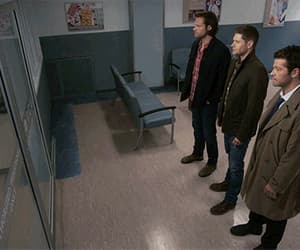gif, supernatural, and dean winchester image