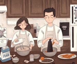 chef, parejas, and novios image