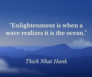 awake, quote, and wave image
