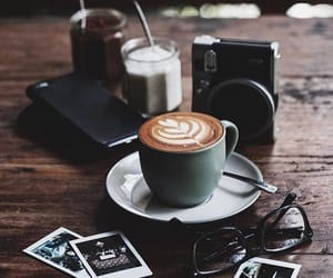 coffee, photography, and drink image