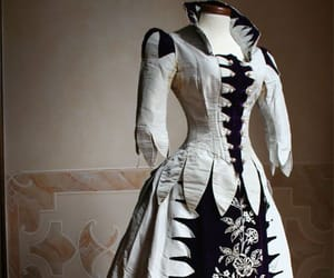 19th century, fashion, and gown image