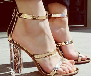 shoes, beautiful, and Luxo image
