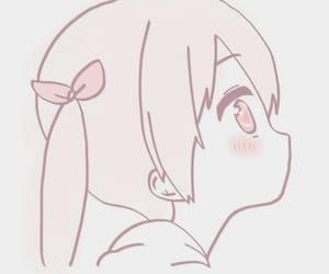 anime, baby, and girl image
