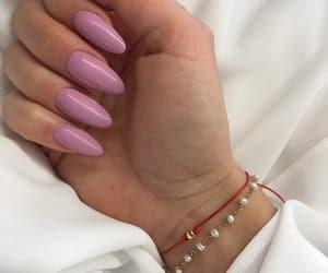 art, bracelets, and nail image