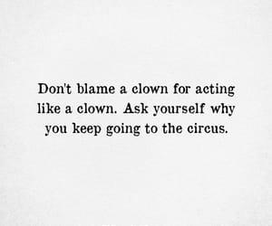 broken, clown, and deep image