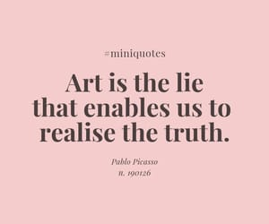 art, education, and lie image
