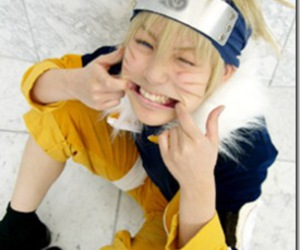 cosplay, naruto, and anime image